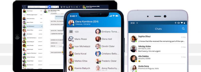 wildix-mobile-apps
